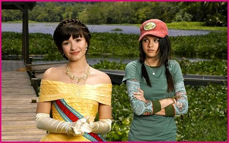 demi lovato selena gomez movie princess protection program neon reviews the pros and cons of disney s princess