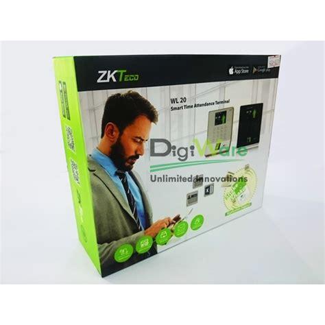 Zkteco Wl20 jual absensi fingerprint wireless digiware