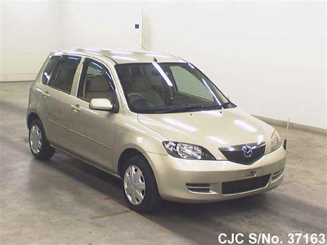Mazda Demio 2002 Model 2002 mazda demio silver for sale stock no 37163
