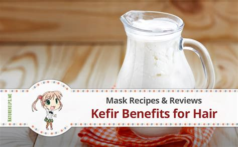 Mask Powder Kefir Masker Kefir Bubuk kefir regrowth hair mask treat itchy scalp baldness