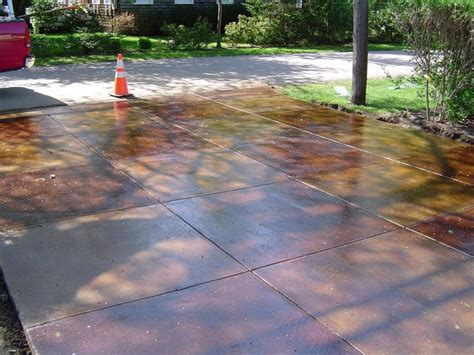 Staining Patio Pavers 10 Images About Driveway Replacement Ideas On Pinterest Concrete Driveways Stains And