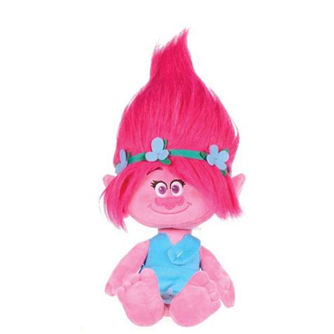 Arcadia Home Decor by Trolls Movie Official Plush Big 40cm Choose Character