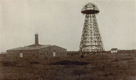 Wardenclyffe Tesla Tower Tesla S Inventions Fact Or Fiction Openmind