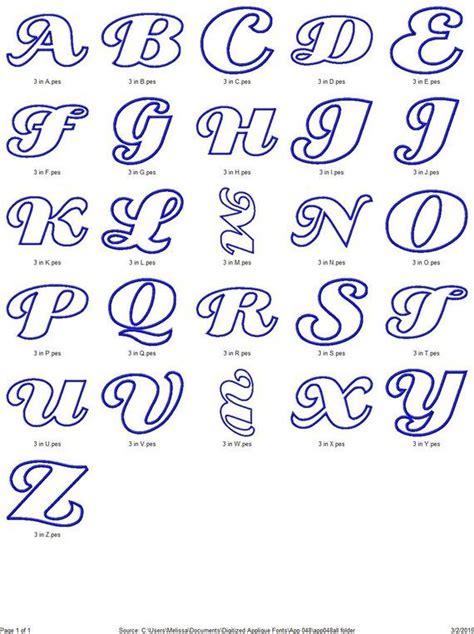 applique font  machine embroidery monogram font