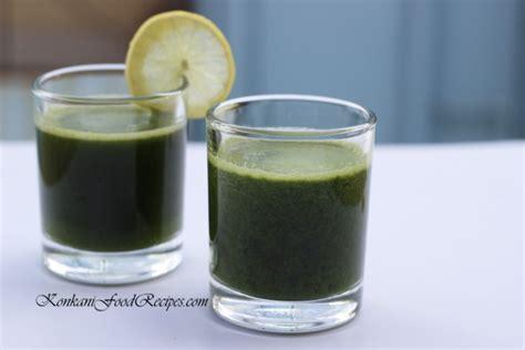 Coriander Detox Drink by Mint Coriander Juice Detox Juice Konkanifoodrecipes