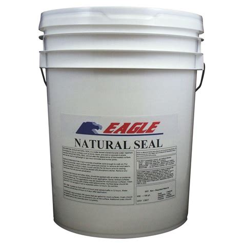 eagle  gal natural seal penetrating clear water based