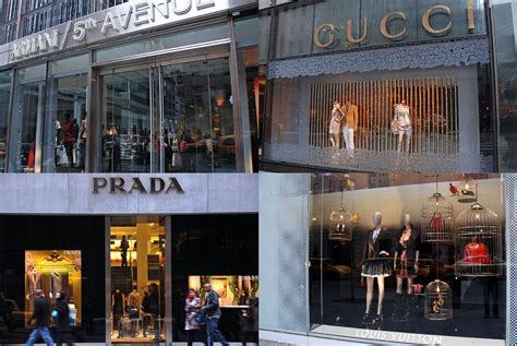 nyc store best shopping streets of the world fashion style guru