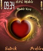 love themes for e63 download 3d heart love nokia theme mobile toones