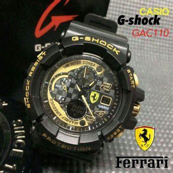 Jam Tangan Pria Casio G Shock Batman Black Waterresist jual jam tangan pria casio g shock