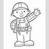 Bob The Builder Coloring Pages - ColoringPagesABC.com