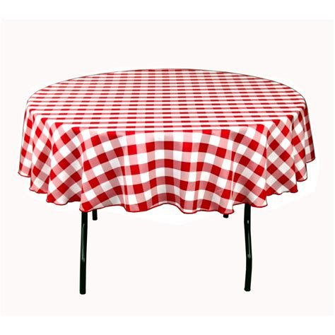Table Cloth - 90 in checkered tablecloth white ebay
