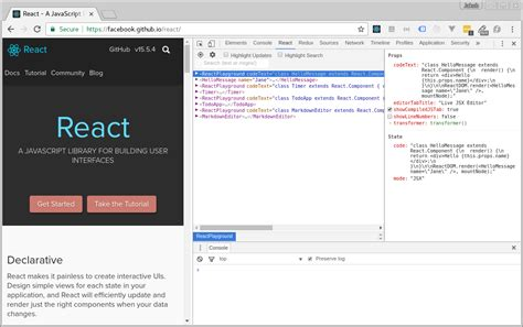 chrome react devtools how to become a more productive react developer jakob lind