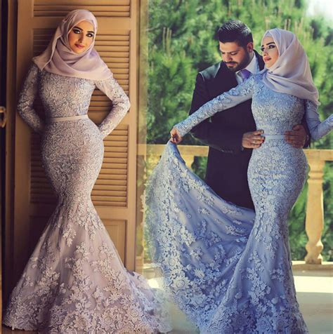 Muslim Wedding Dress by Z89810a Muslim Wedding Dress Mermaid Alibaba Wedding Dress