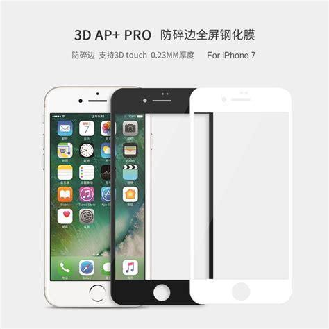 Original Nillkin 3d Ap Plus Pro Cover Tempered Glass Iphone 7 Nillkin Iphone 6 6s Plus 3d Ap Pro End 11 17 2017 3 15 Pm