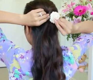 tutorial rambut pendek ke sekolah tutorial rambut mudah dan simple untuk sekolah atau kuliah 2