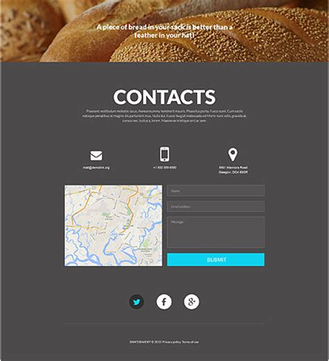 Design Your Footers Create Web Value Entheos Website Footer Template