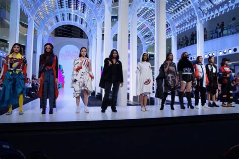 fashion design competition jakarta esmod students showcase work in marvel inspired fashion