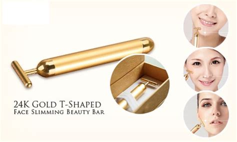 top selling energy bars buy savemore japan 24k energy gold t bar face lifter slimming massager shaper golden