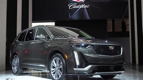 What Will Cadillac Make In 2020 by Familiar Suv Style Hides The 2020 Cadillac Xt6 S Big