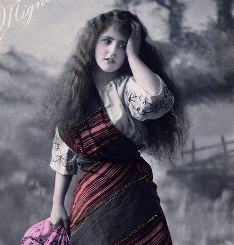 Beautiful Bohemian Gypsy Photo