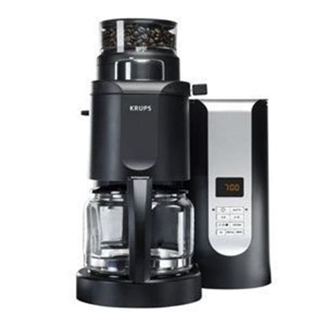Coffee Grinder Maker Combo I Love My Coffee Maker Grinder Combination Krups