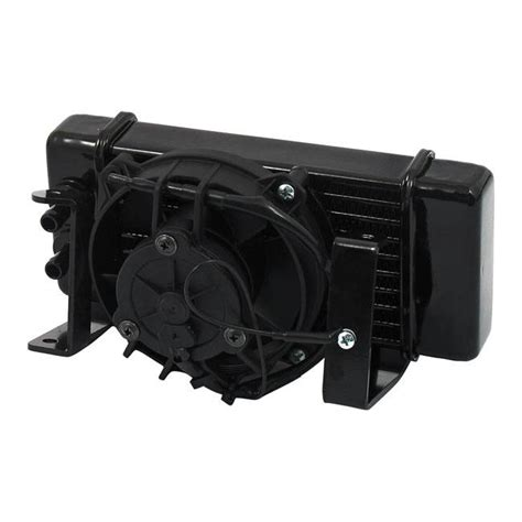 jagg cooler with fan fan assisted cooler v motorcycle parts