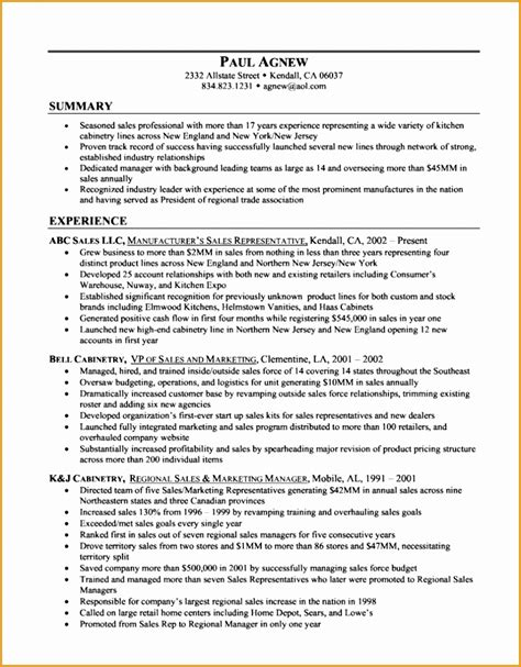 fashion resume sles 5 clothing store sales associate resume free sles