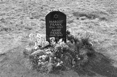 frank concentration c margot and frank grave at bergen belsen lost in