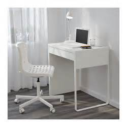 Small Child S Desk Micke Desk White 73x50 Cm Ikea