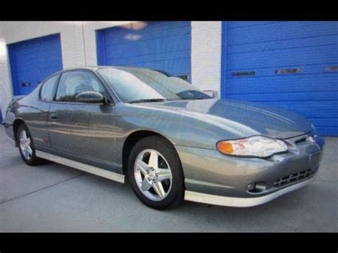 electric and cars manual 2005 chevrolet monte carlo instrument cluster 2005 chevrolet monte carlo ss supercharged start up exhaust and in depth tour youtube