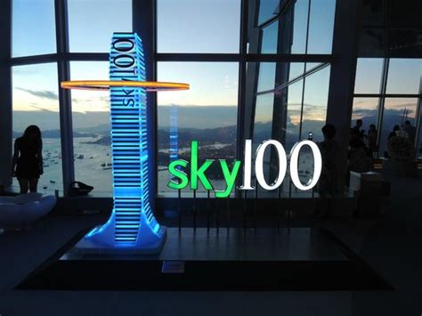 E Tiket Sky 100 Hongkong Dewasa only tourist on a lucky day picture of sky100 hong kong