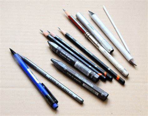 Drawing Supplies by Drawing With Pencil What Materials Are Needed Harry