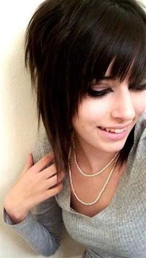 emo choppy layered hairstyles front back and sides 15 short length haircuts 2014 short hairstyles 2017