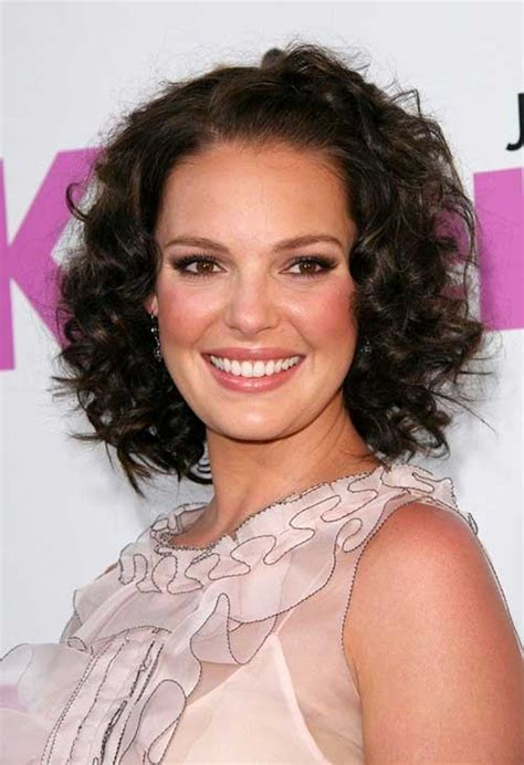 curly hairstyles round chubby faces 20 good haircuts for medium curly hair hairstyles