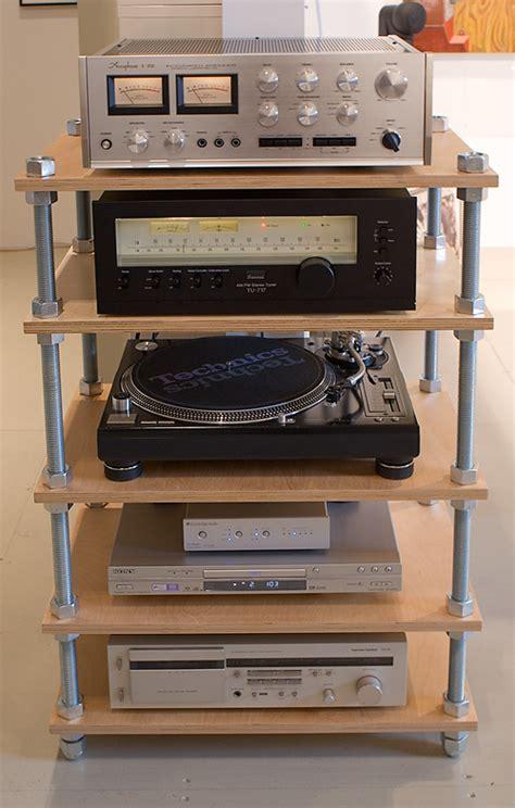 Audio Rack by Another Flexi Rack Thread Audiokarma Home Audio Stereo