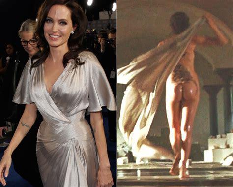 se filmer juliet naked angelina jolie hay veces que los dobles de cuerpo