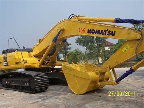 Alat Berat Pc200 Komatsu gambar pt adikarsa alat berat 1 dijual excavator komatsu
