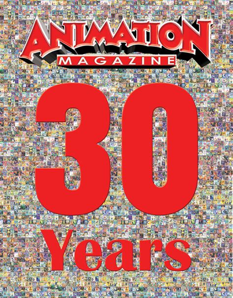 ruby magazine february 2018 your voice your story books animation magazine 30th anniversary issue calls