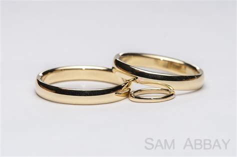 Wedding Rings Simple by Simple Bands New York Wedding Ring