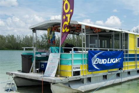 used pontoon boats naples fl food boats at keewaydin island picture of naples extreme