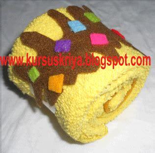 Hm Souvenir Handuk Roll Gulung souvenir dan hantaran saputangan handuk model fancy roll cake