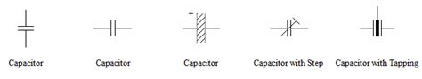 capacitor symbol curved beginner s guide how to read electrical schematics