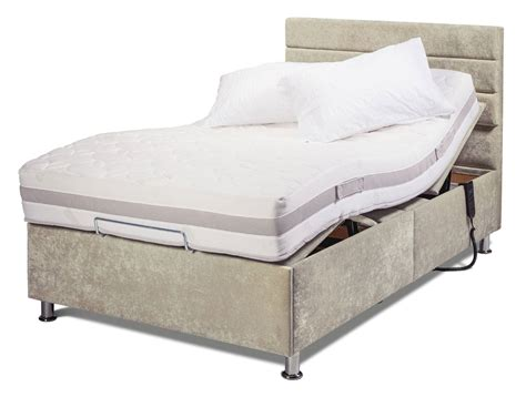 reclining double beds sherborne hton small double 4 adjustable bed vat