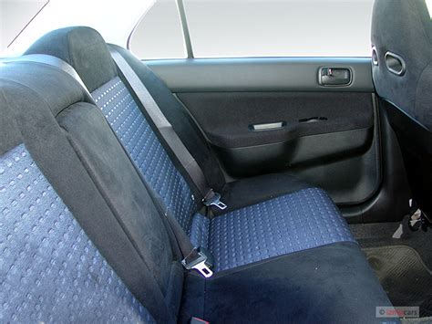 old car manuals online 2005 mitsubishi lancer seat position control 2005 mitsubishi lancer pictures photos gallery motorauthority