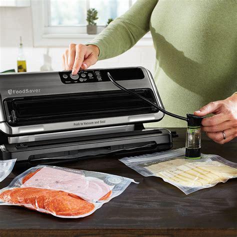 The FoodSaver® FM5460 2-in-1 Food Preservation System Foodsaver Vacuum Sealer 5000