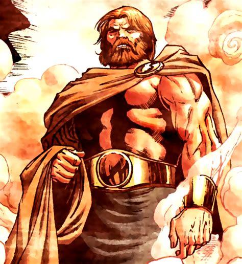 biography zeus zeus character comic vine