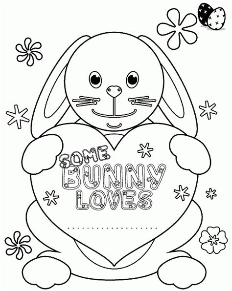free easter coloring pages 35 free printable easter coloring pages