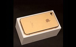 Image result for Gold iPhone 4