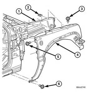 2006 Jeep Liberty Parts 2006 Jeep Liberty Diagrams On How The Front End
