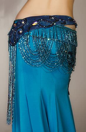 Blus Batik Strech I One by Professional Belly Dancer For Hire San Francisco